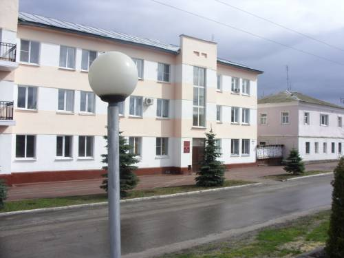 Администрация города Усмань